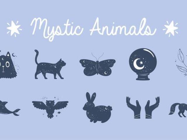 Que animal místico você seria?