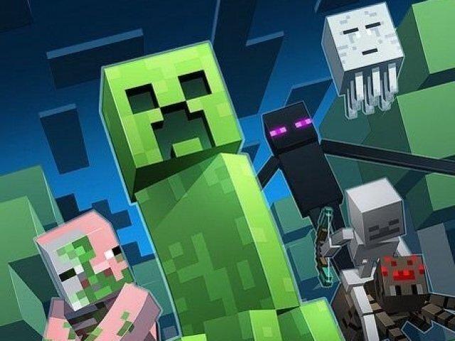 Qual Mob do Minecraft você seria?