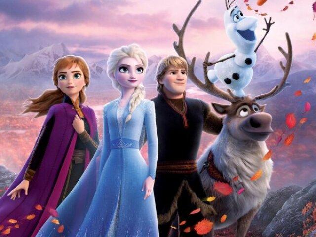 Quem você é em Frozen 2?