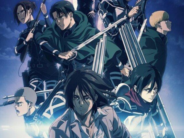 Você realmente conhece Shingeki no Kyojin? pt2