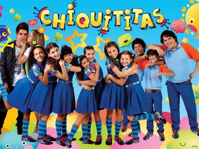 Você conhece tudo sobre Chiquititas?