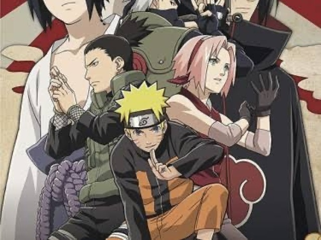 Quiz geral de Naruto