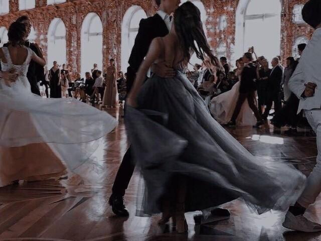 Quem seria seu par no baile de formatura?