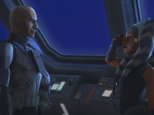 Quem serias em Star Wars: The Clone Wars?