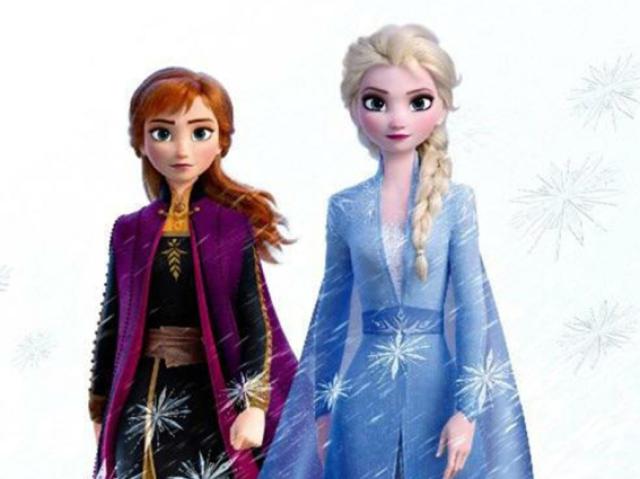 Você é mais Anna ou Elsa de Frozen?
