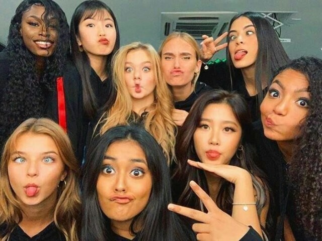 Quais das meninas do Now United seria sua irmã?