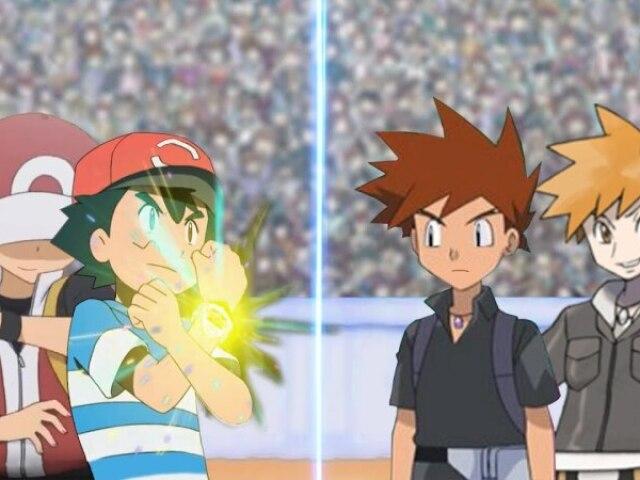 Qual treinador Pokémon você seria?