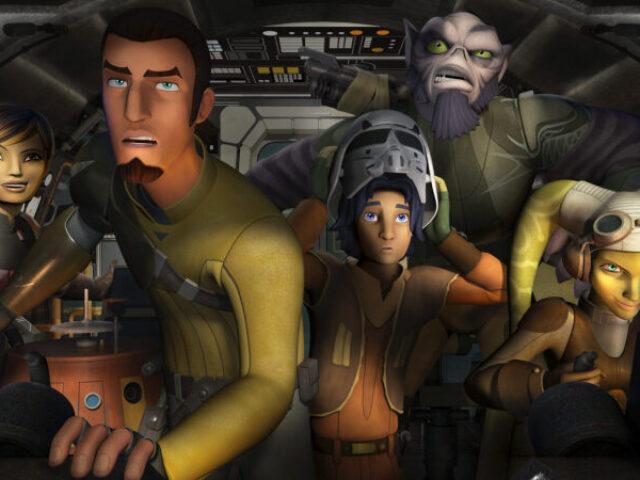 Quem serias em Star Wars: Rebeldes?