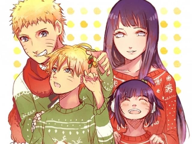 Quem você seria na família Uzumaki