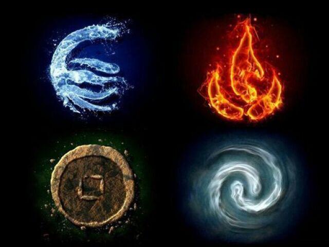 Qual elemento corresponde sua alma?