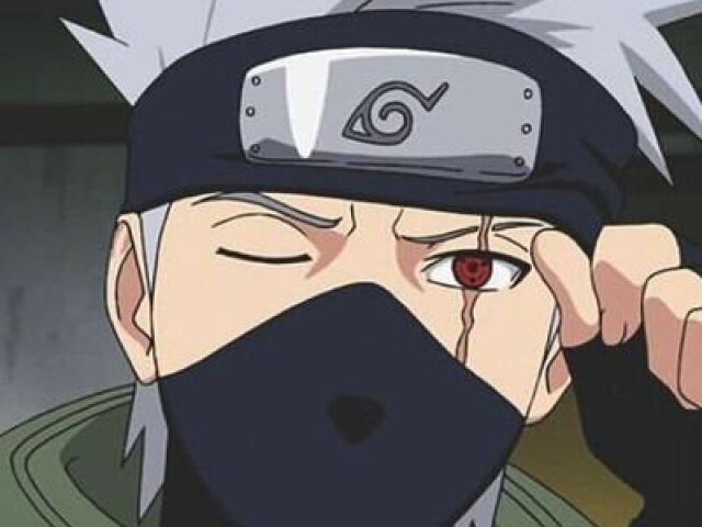 Você realmente conhece o Kakashi?