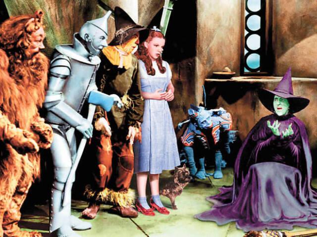 Quem você seria em O Mágico de Oz?