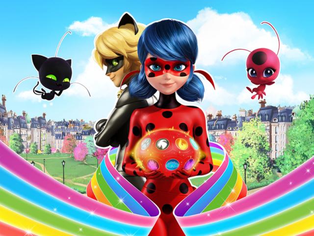 Quiz: Miraculous as aventuras de Ladybug!
