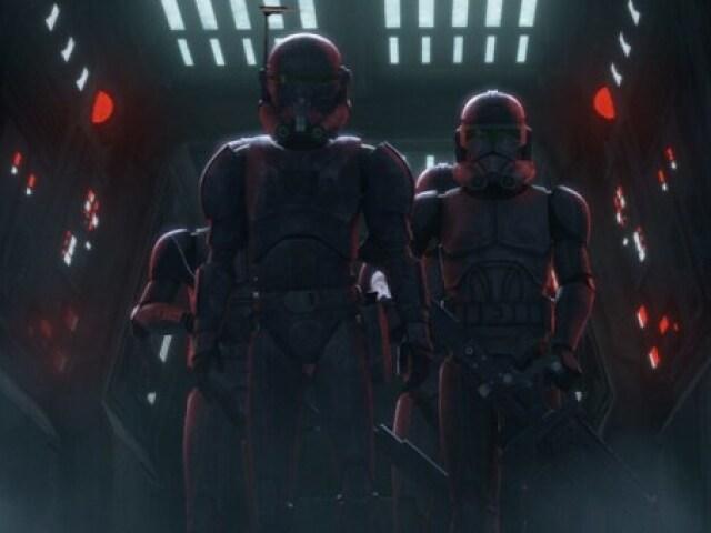 Tu sabes o nome do que apareceu em Star Wars: The Bad Batch - Episódio 3 (Personagens, organizações, armas...)