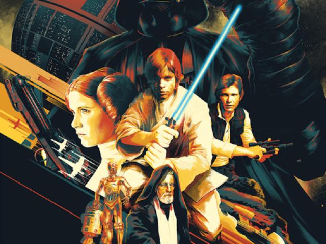 Qual é o teu filme de Star Wars favorito?