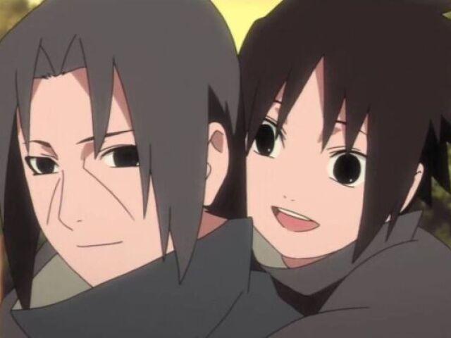 Você é mais Sasuke ou Itachi