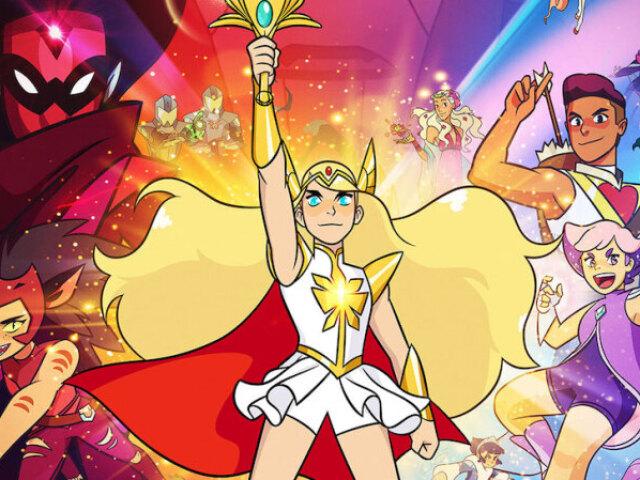 Você realmente conhece She-ra e as princesas do poder?