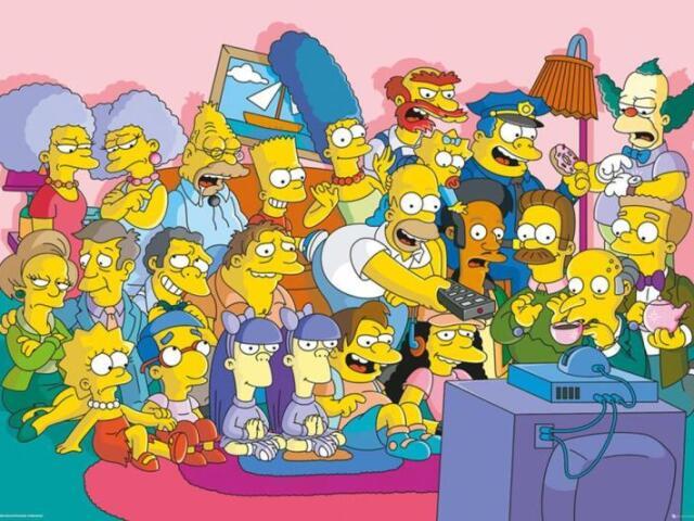 Quiz de perguntas e respostas sobre os Simpsons