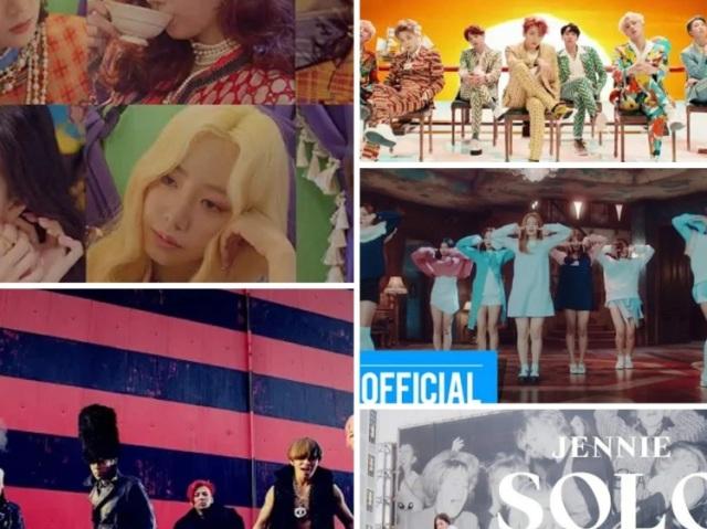🌹>Adivinhe os MVs de kpop pelas imagens!<🌹