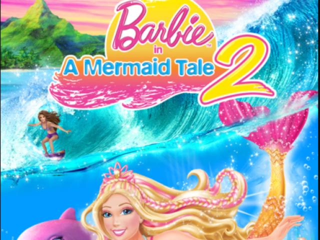 Quiz de Barbie em Vida de Sereia 2