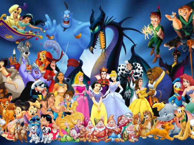 Você conhece mesmo os personagens da Disney? (pt 1)