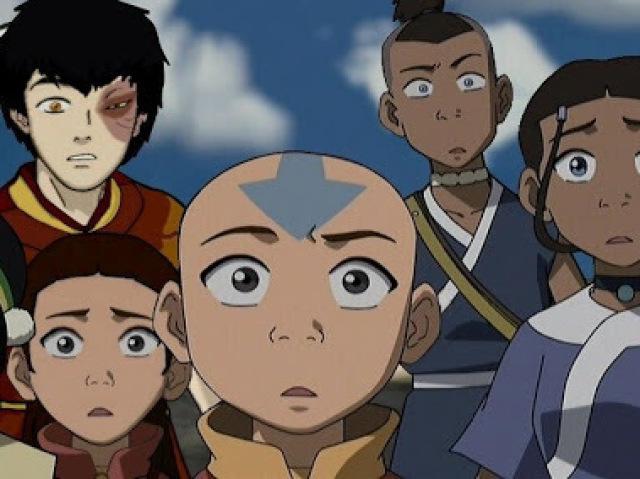 """Quem você seria na """"Equipe Avatar""""?"""