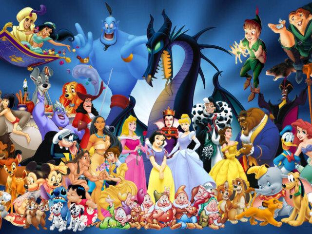 Você conhece mesmo os personagens da Disney (pt 4)