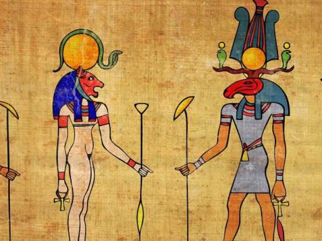Que deus/deusa do Egito antigo você é?