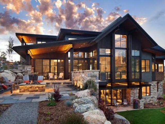 Monte sua linda casa rústica dos sonhos!