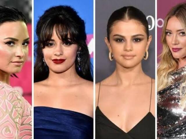 Qual celebridade feminina seria sua bff?