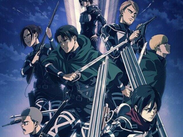 Você realmente conhece em Shingeki no Kyojin?
