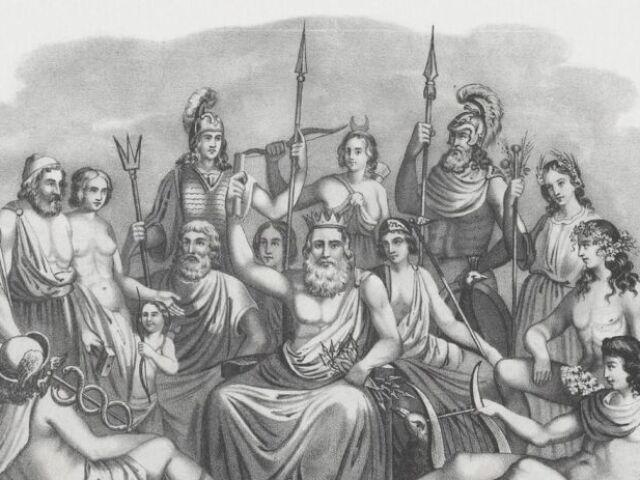 Quem é você entre os deuses gregos?
