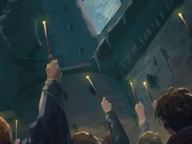Qual seria sua família em Harry Potter?