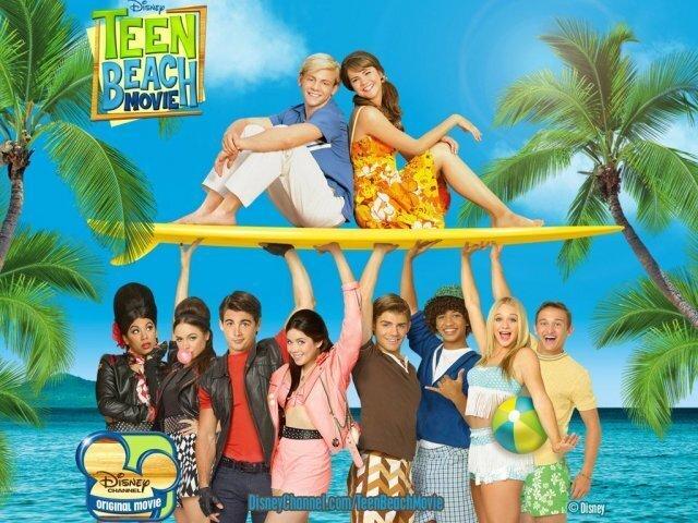 Você conhece Teen Beach Movie?