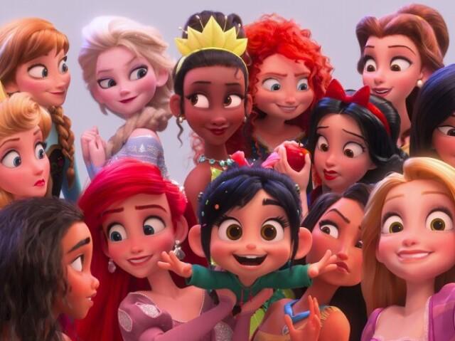 Qual princesa da Disney seria sua melhor amiga? (parte 1)