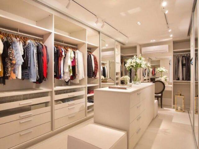 Monte o seu closet dos sonhos!