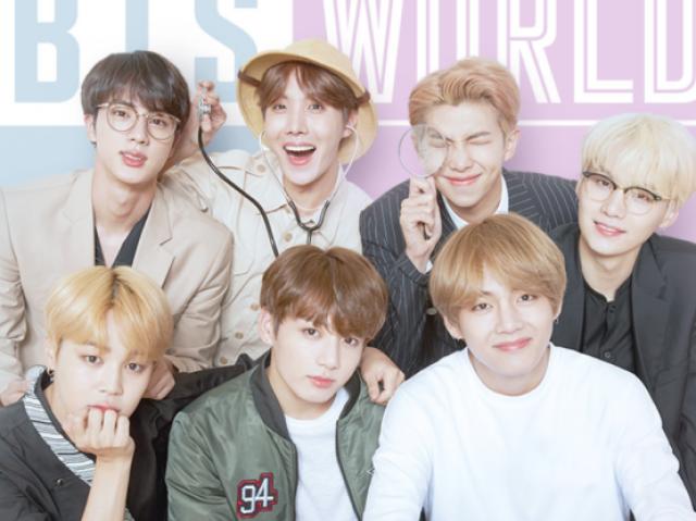~//Qual o nome do membro de BTS?//~