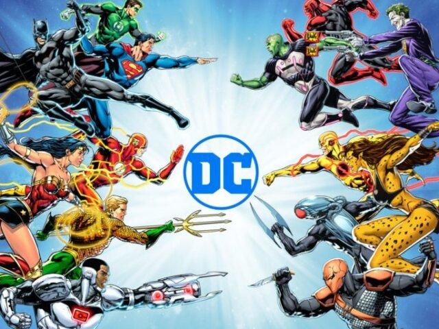 Qual super herói da DC você seria?
