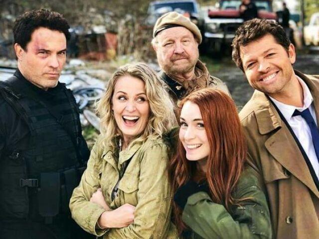 Supernatural: Qual é o nome do ator?