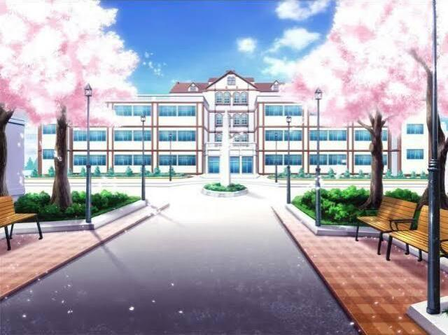 Em qual escola dos animes você estudaria?