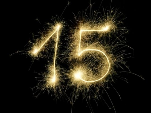 Monte sua festa de 15 anos!