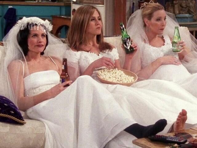 Quem você seria em Friends? (versão feminina)