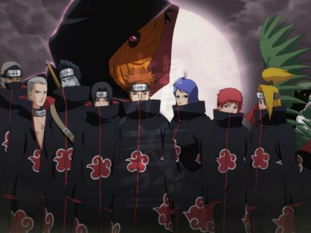 ~Qual o nome de cada um da Akatsuki? ~🥀