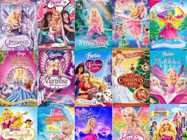 Com qual Barbie você combina?