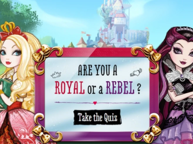 Você é mais Royal ou Rebel?