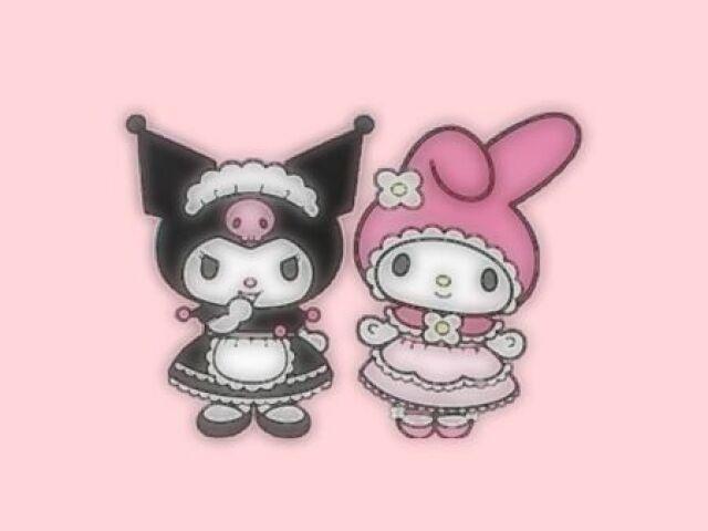 Você é mais Kuromi ou My Melody