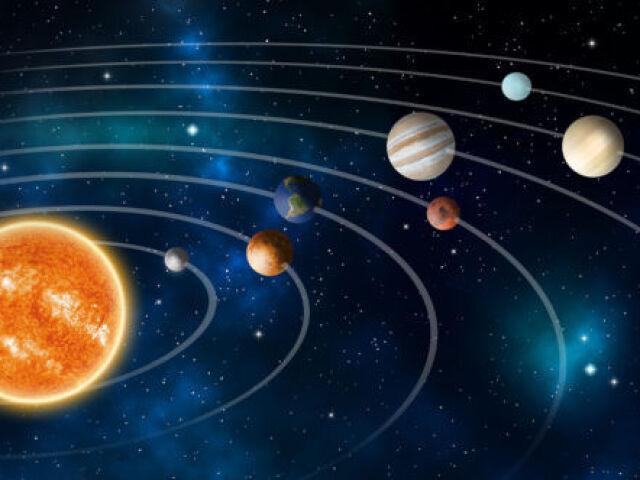 O que você sobre o sistema solar?