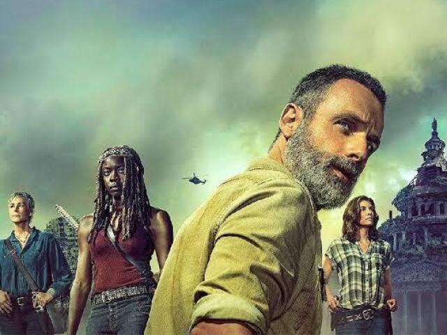 Quiz de perguntas sobre The Walking Dead