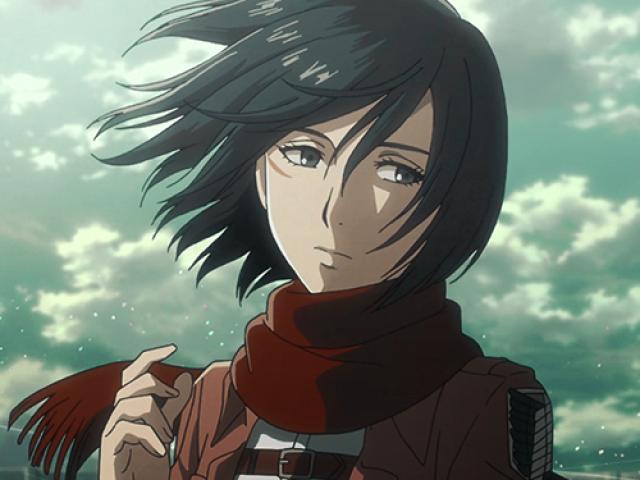 O que você seria de Mikasa Ackerman?