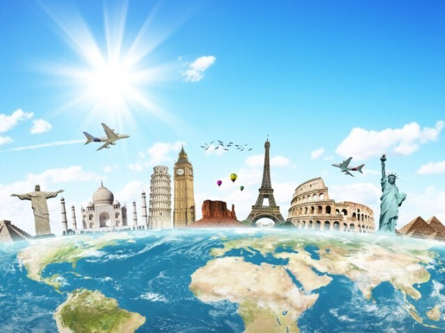 As 20 Cidades mais bonitas do Mundo